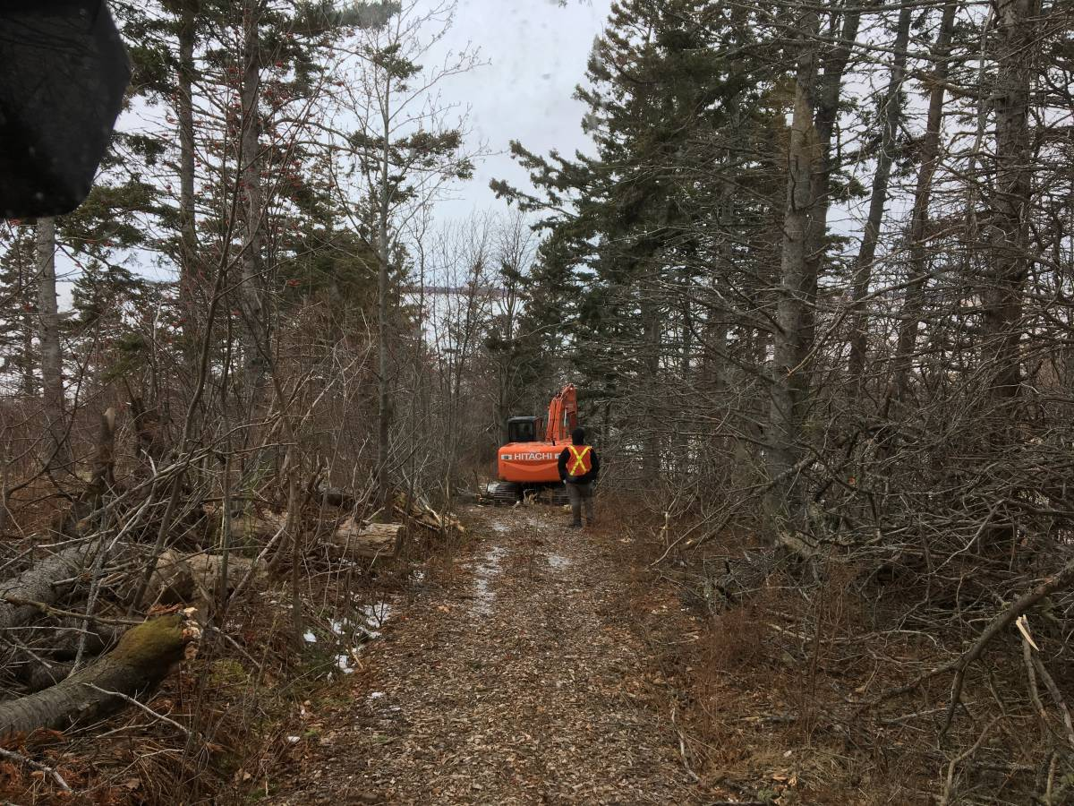 Orwell Cove PEI Contaminated Site Clean up